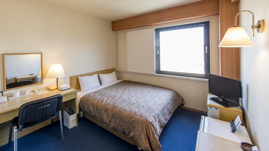 カップルプラン:仲良しのおふたりにぴったりなセミダブルベッドのお部屋で、お得に泊まれます!