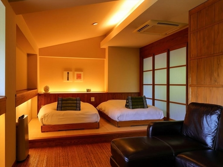D Type  リビング+ベッドルーム