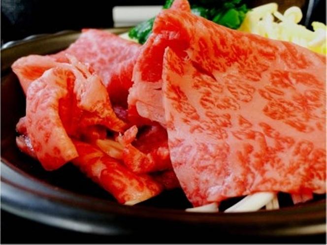 【最高級A5ランク仙台牛 幸せのすき焼き】