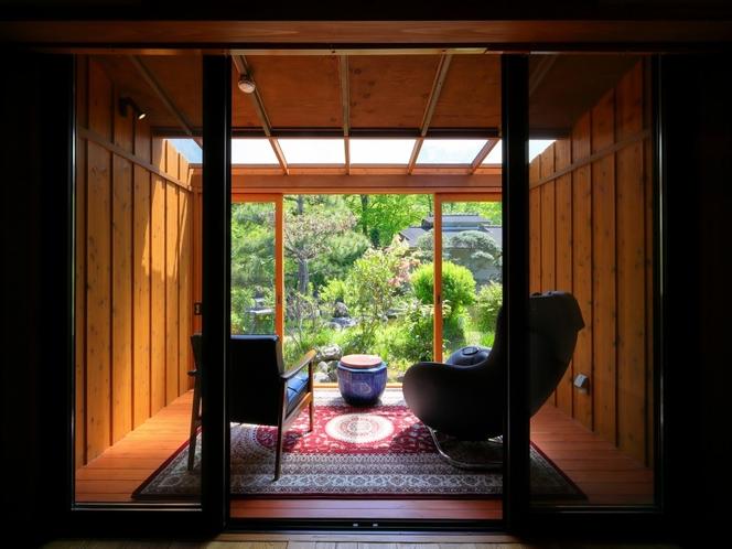 Aタイプ 和室10畳+サンルームの和風クラシック