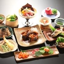 ◇【田舎会席】山ならではのお料理の数々