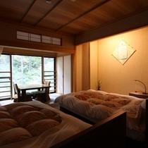 ■新館【萌黄】ツインベッドルーム
