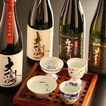 ■効き酒セット