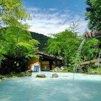 ◇いよいよ夏を迎える大野天風呂
