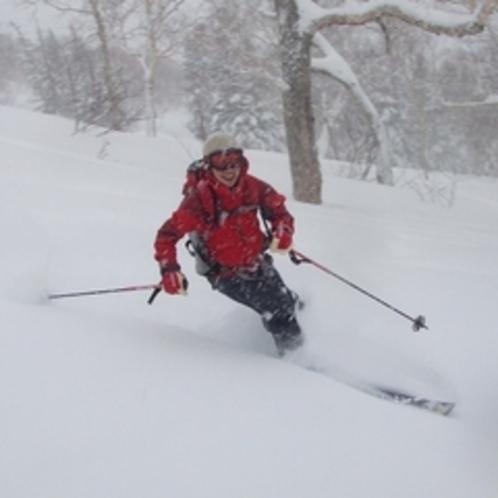 ◇スキーは楽し♪乗鞍高原スキー場が近いです!