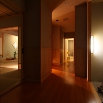■新館和室【翠】広々としたスペース