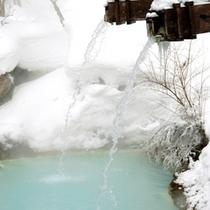 ◇冬・源泉