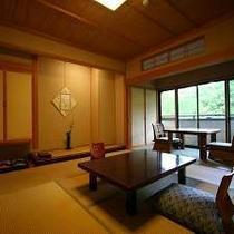 ■新館和室【萌黄】一例