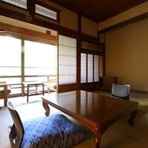 ■本館和室8畳【楽】