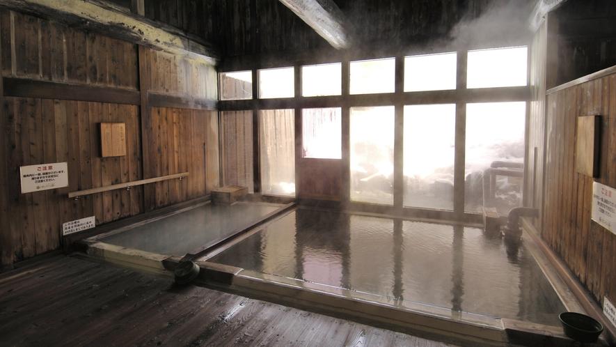・【内湯】男女別大浴場