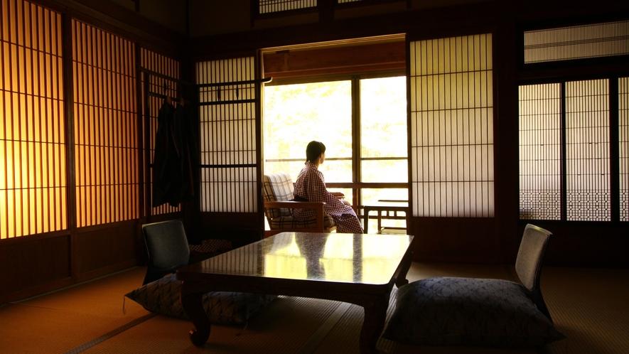 ・【楽raku】本館和室8畳