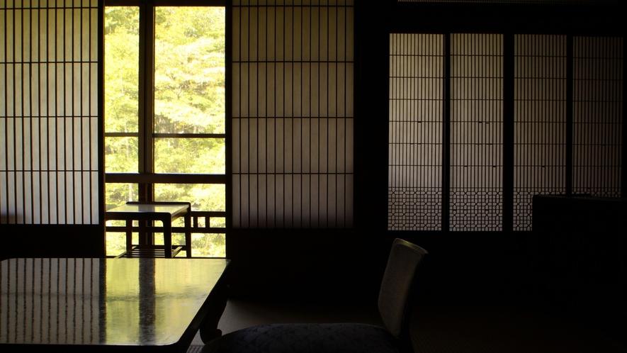 ・【楽】四季折々の景色をお楽しみください