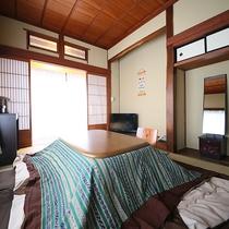 ■【小梨konashi】本館6+6畳和室