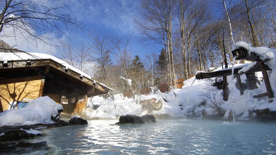 ・【冬】貴重な冬の晴れ間