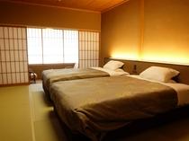 【西館】標準和室ベッドタイプ