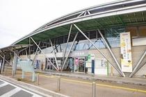 最寄りの赤湯駅は、山形新幹線の停車駅。東京駅からは、新幹線を使い、2時間30分ほどで到着いたします。
