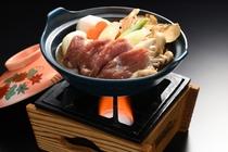 珍しい鴨肉を使った芋煮鍋もご用意しております。牛や旨味とはひと味違う、美味しさをぜひご堪能ください。