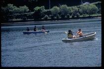 一碧湖湖畔