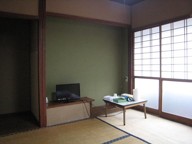 旧館(お風呂、トイレ共同)