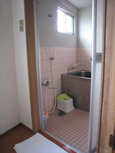 離れコネクティングルーム(和室+和洋室)お風呂