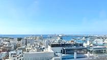 14階大浴場からの景色