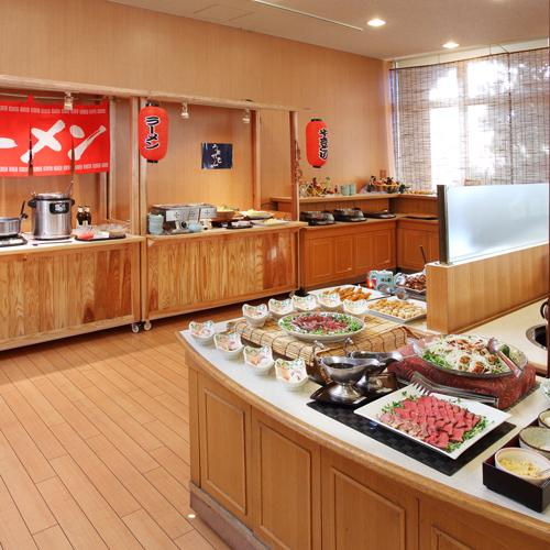 約50種類!玄界灘海鮮ビュフェ 玄界灘の味覚を、和洋中多彩な料理で。