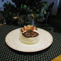 *クリスマスケーキ一例/大切な日は大切な方と想い出に残る日に。