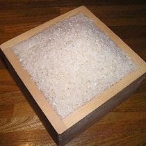 *飯山のお米/「隠れ魚沼」と呼ばれるほど、高品質のお米です。