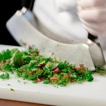 サラダ調理イメージ
