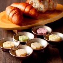 「GRILL DINING 薪火」シェフオリジナルバター