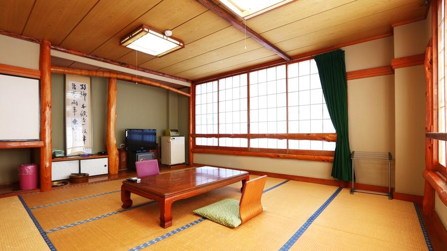 おまかせ和室◆12.5畳◆プライベートな空間でまったりとお寛ぎいただけます