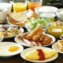 ■ご朝食(洋食イメージ)