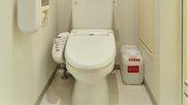 ◆温水シャワー機能付きトイレ