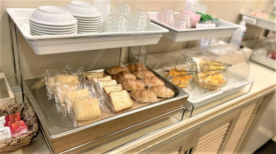 ◆朝食 パン各種取り揃えております(イメージ)