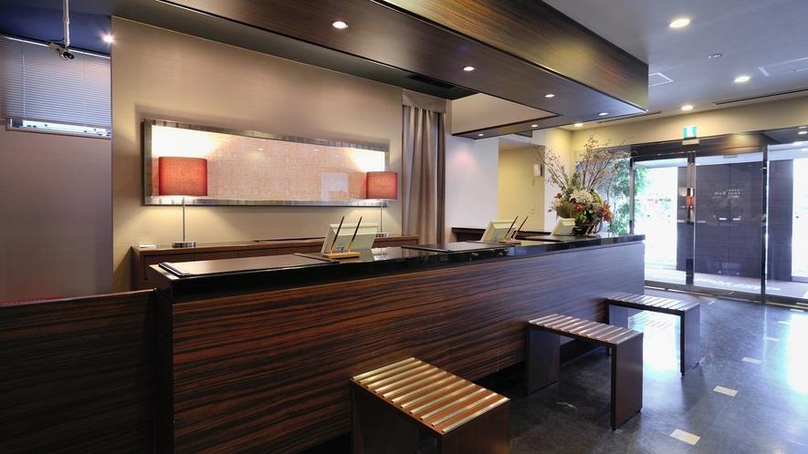 ◆ホテルフロント