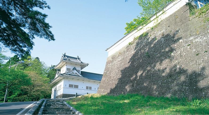 ◆仙台(青葉)城址