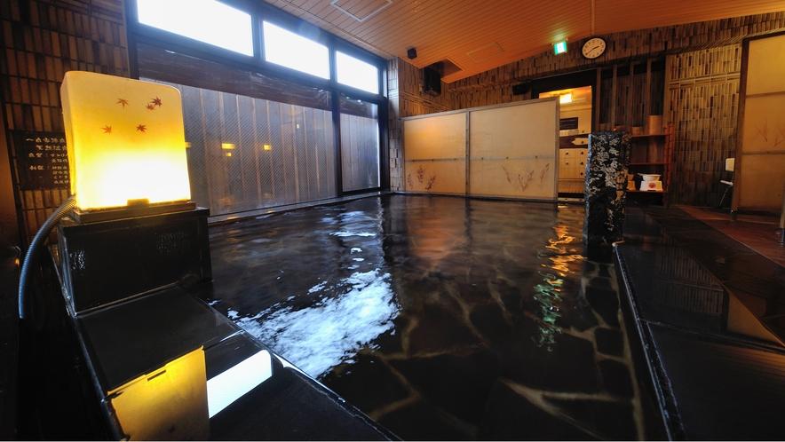 ◆9階女性大浴場 内湯 天然温泉『萩の湯』