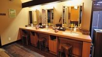 ◆9階女性大浴場 パウダーブース 3席