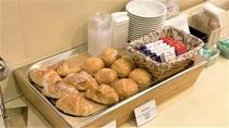 ◆朝食 パン(イメージ) 小分けに包装しております♪