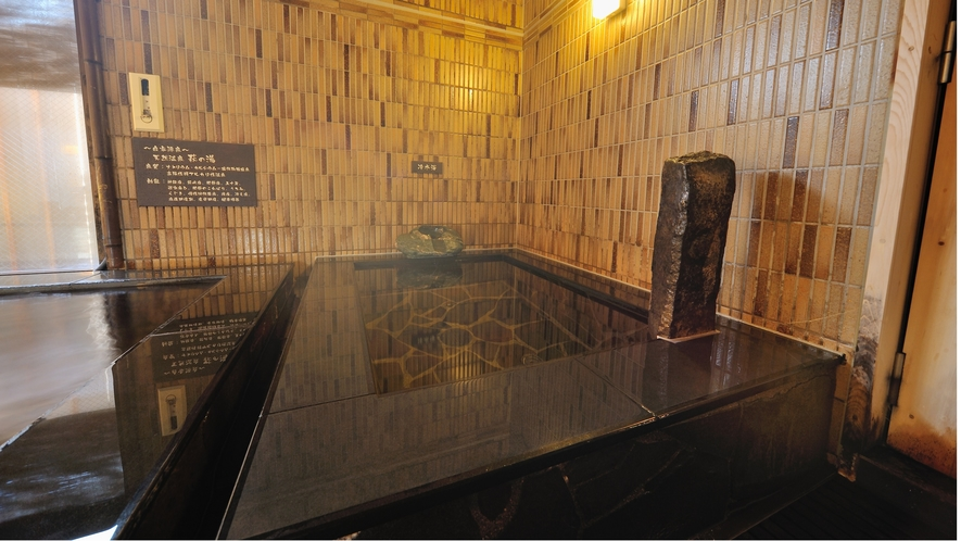 ◆9階男性大浴場 水風呂
