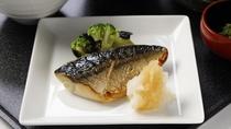 ◆朝食 焼立ての魚料理をご提供(イメージ)