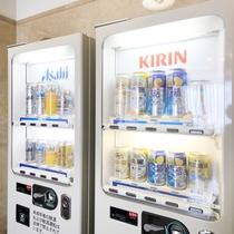 酒類自動販売機