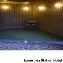 温泉浴場~内湯~