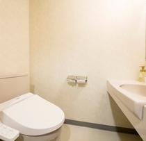 シングルA 洗面・トイレ