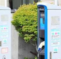 EV充電機