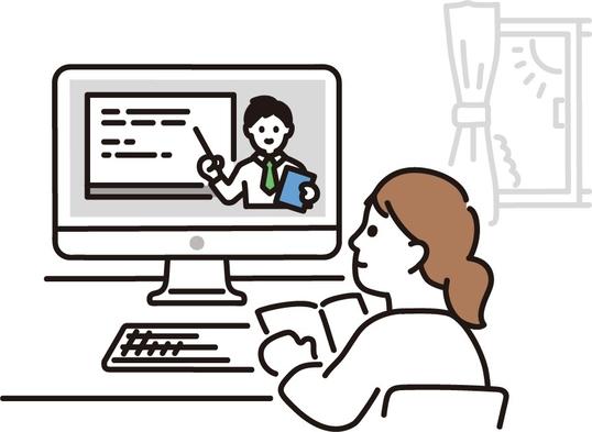 【オンライン授業・大事な面接に最適】学生応援!!ルーム利用プラン【要学生証提示】