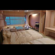 半露天付48平米・和室『花車』はなぐるま特別和洋室