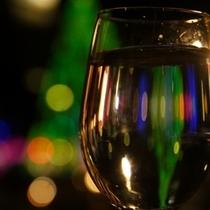 お食事とワインはいかがでしょうか