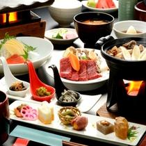 ■【ご夕食】蔵王山懐膳/山形の味覚が満載! ※イメージ