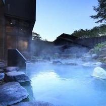 八右衛門の湯【露天風呂】